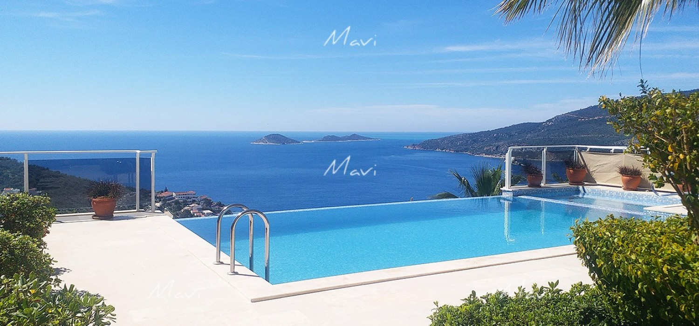 Kalkan Luxury Villa LV431