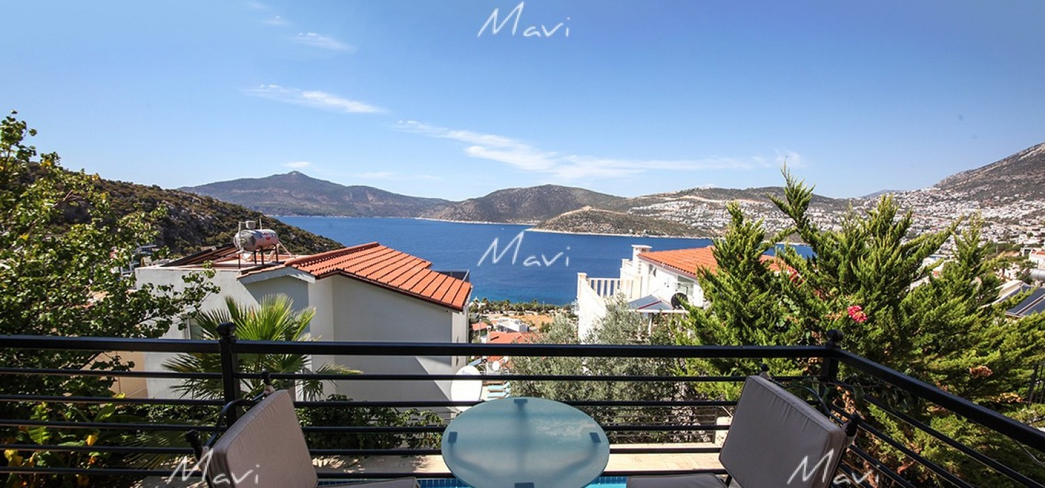 Deluxe Apartment for Sale in Kalkan DA673