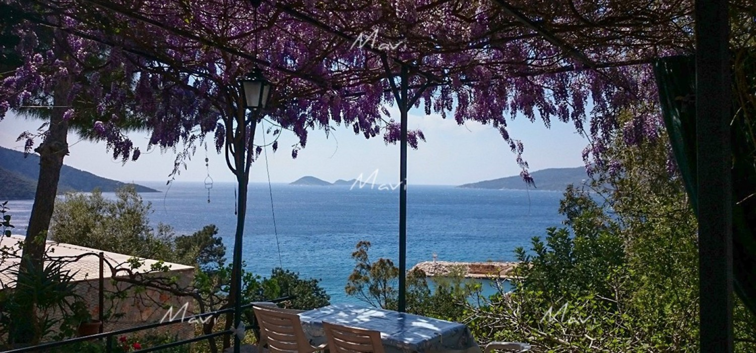 Kalkan Town House for Sale DVL694