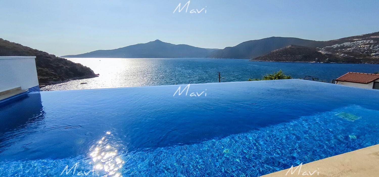 Luxury Modern detached Villa for Sale in Kisla, Kalkan, DVL739