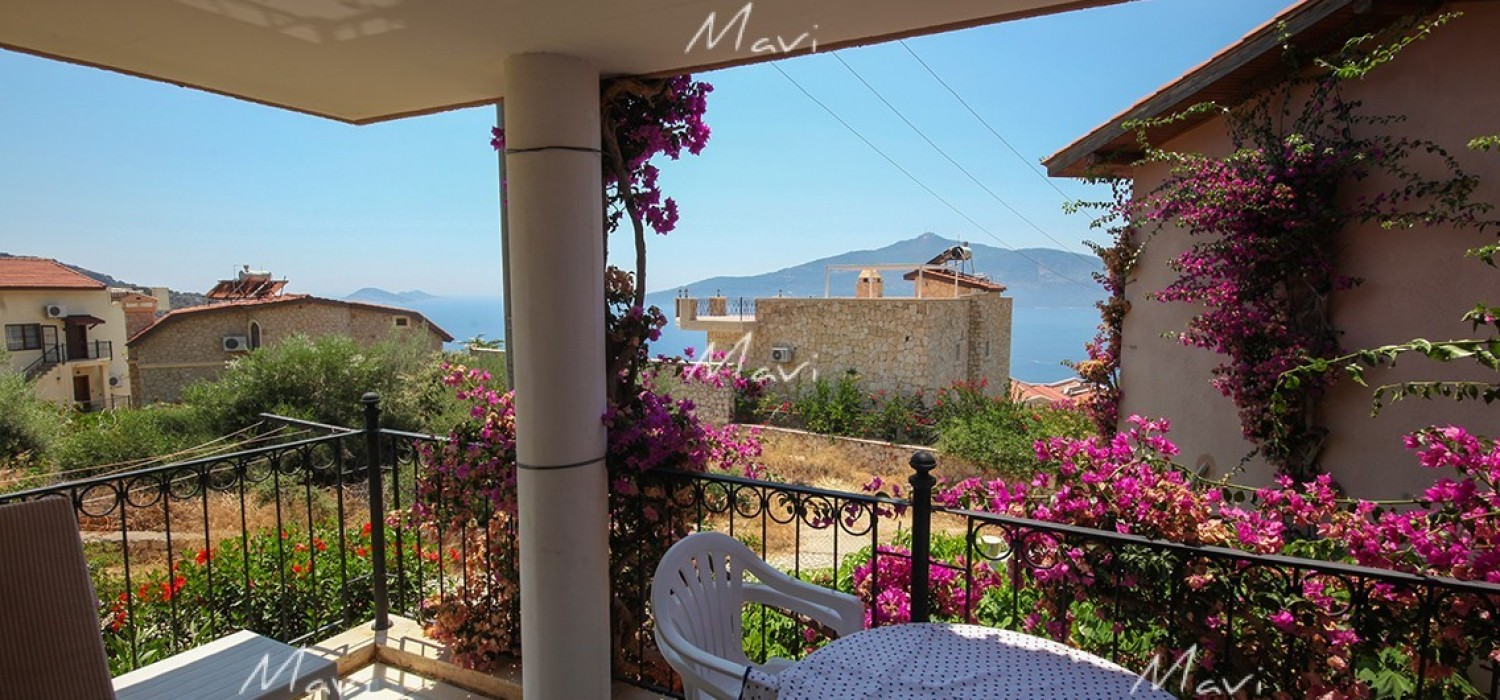 One Bedroom Apartment for Sale in the Club Patara, Kalkan,CP741