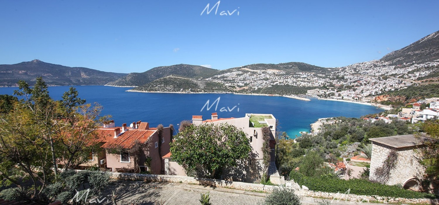 Four Bedroom Fully Furnished Villa for Sale in Club Patara, Kalkan, CP769