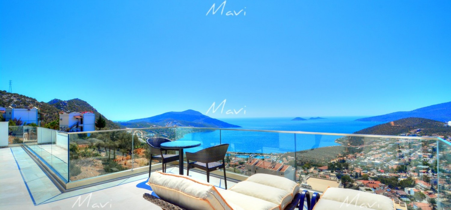 Luxury Villa for Sale in Kalkan LV688