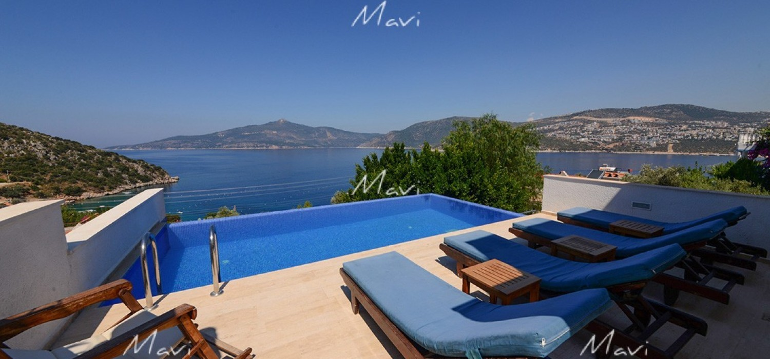 Luxury Modern detached Villa for Sale in Kisla, Kalkan, DVL739