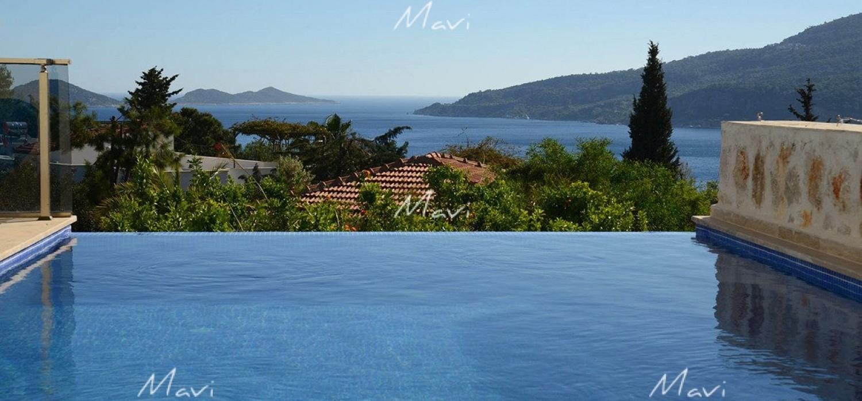 Luxury Kalkan Villa for Sale, LV633