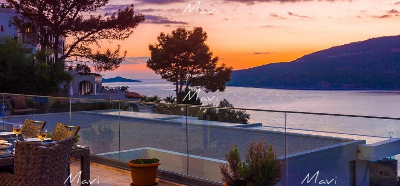 Luxury Modern Kalkan Villa for Sale in Kalamar, Kalkan LV618