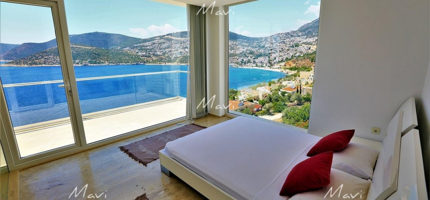 Luxury Villa for Sale in Komurluk Kalkan LV682