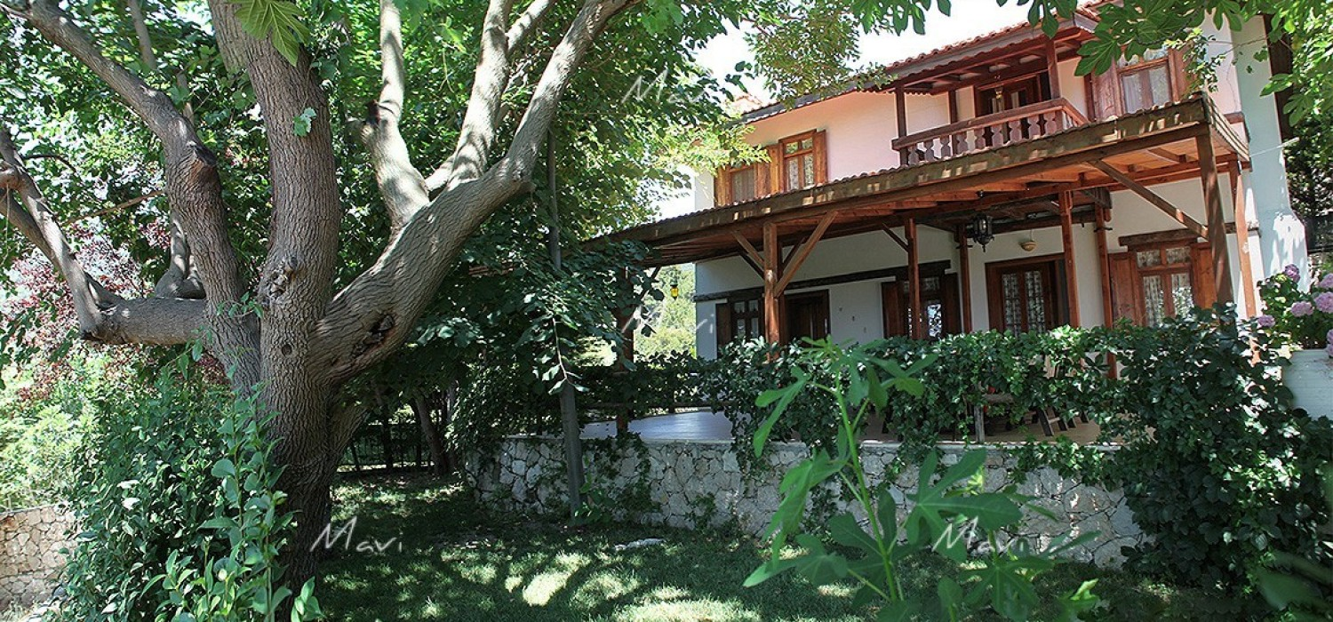Ottoman Traditional Style House for Sale in Islamlar Village ISV716