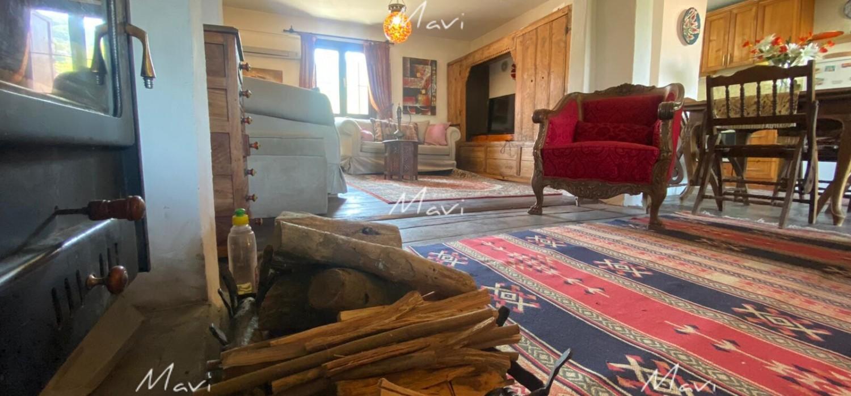 Traditional House For Sale In Uzumlu, Fethiye, DVL811