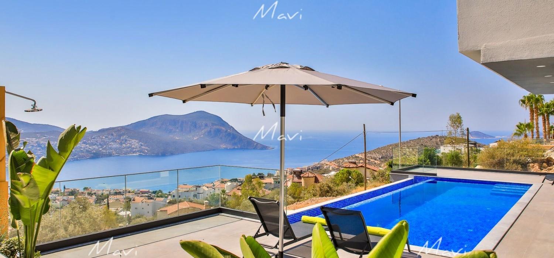 Three Bedroom Brand New Modern Villa with Stunning Views, LV852