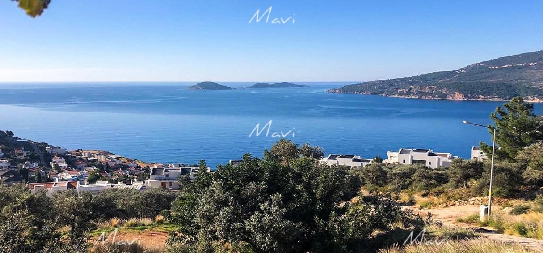 Luxury New Development Detached Villas for Sale in Kalkan, LV759