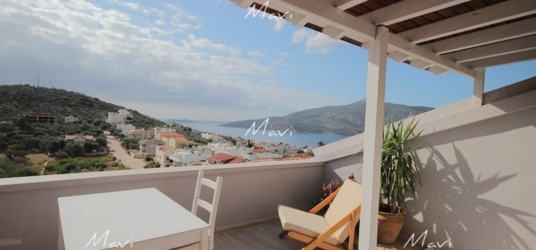 5 Bedroom Villa and Spa Facility for Sale in Kalamar, Kalkan, C731